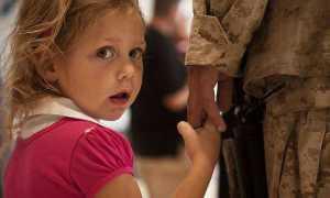 Как начисляются алименты с военнослужащего по контракту
