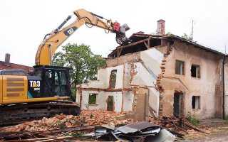Положено ли собственникам жильё при сносе аварийного дома.