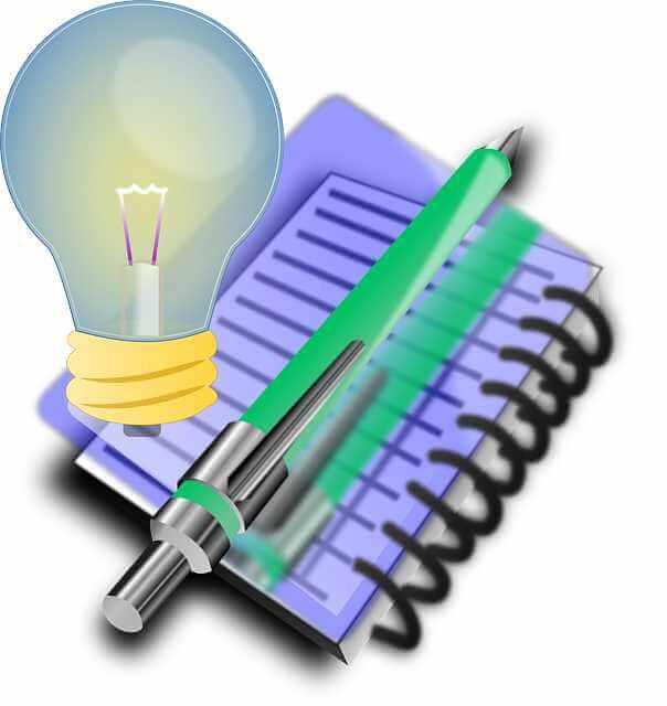 Патент на сдачу квартиры в аренду. ручка лампочка блокнот