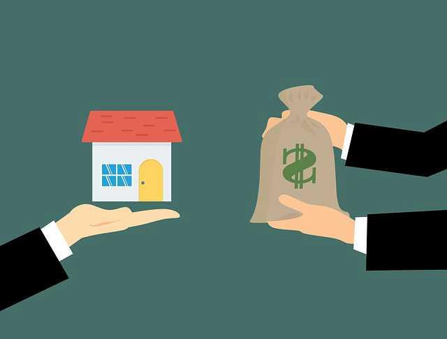 как продать квартиру через риэлтора, деньги на дом