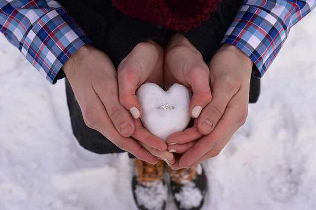 Статистика браков и разводов в России, сердце из рук ,кольцо обручально