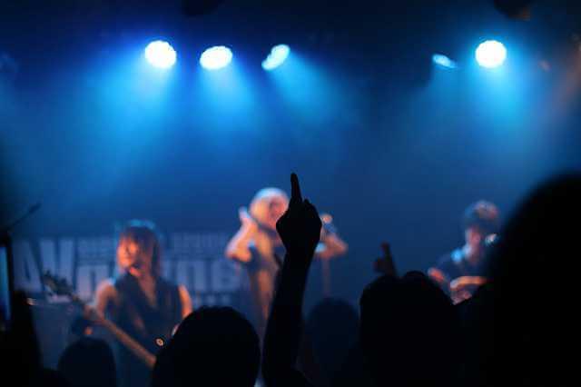 Прекращение исполнительного производства по алиментам, рок концерт