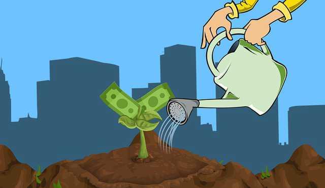 Компенсация взносов на капитальный ремонт, поливает дерево на котором растут деньги