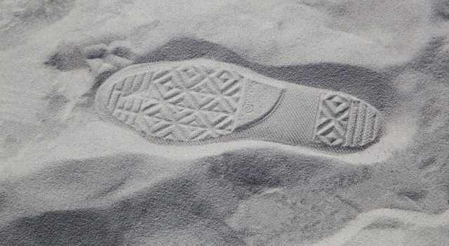 Как доказать что отец не платил алименты, след на песке