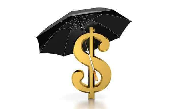 В каком банке самый низкий процент ипотеки, знак доллара под зонтиком