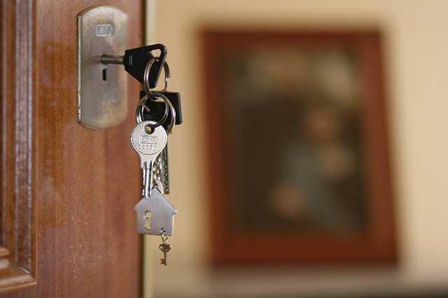 ипотека Сбербанка без подтверждения дохода, ключи торчать из двери