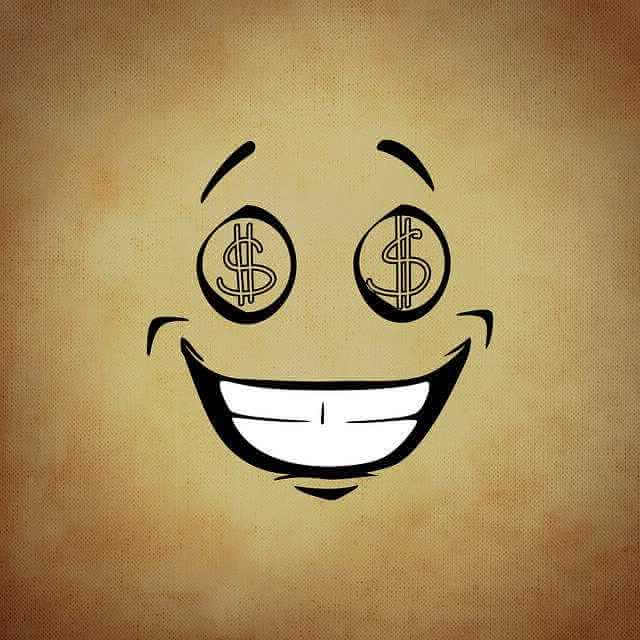 Работодатель не выплачивает расчет при увольнении, улыбка с долларами в глазах, жадность