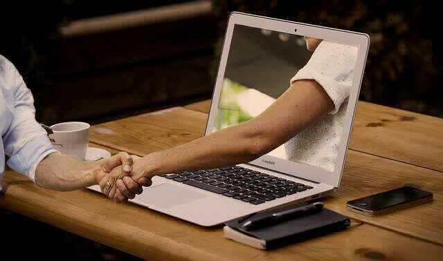 Россельхозбанк ипотека с господдержкой, рукопожатие через компьютер