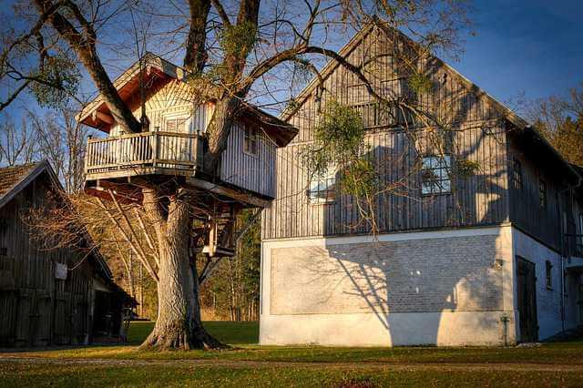 газпромбанк ипотека на вторичное жилье, дом на дереве