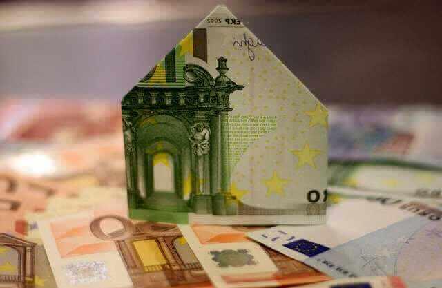 ипотека на строительство в Газпромбанке,домик из денег