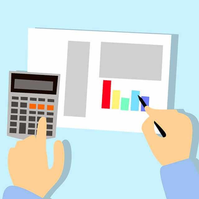 Калькулятор ипотеки от Альфа-Банка, калькулятор,ручка и график