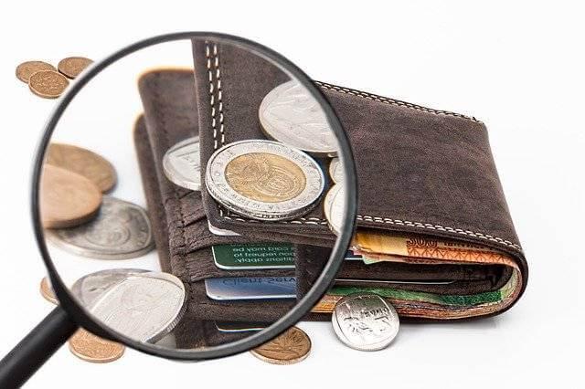 Погашение ипотеки в Альфа-Банке,деньги под увеличительным стеклом