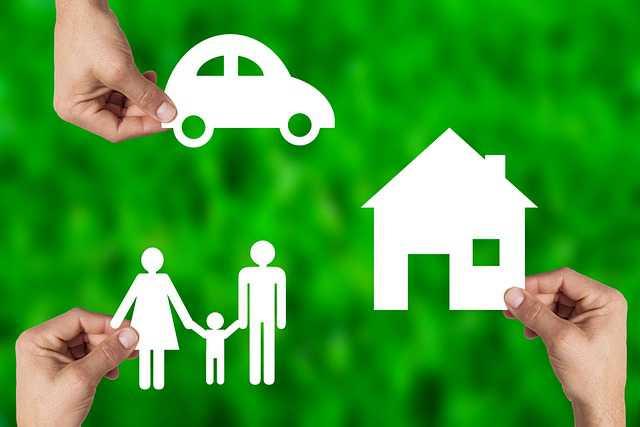 процент ипотеки в Альфа банке, картинка дом машина и семья