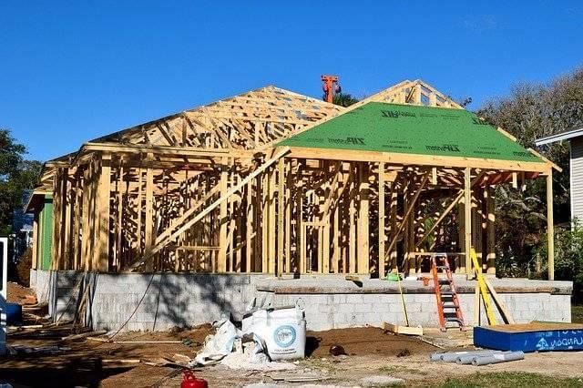 разрешение на строительство дачного дома в СНТ, стройка дома
